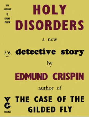 Crispin - Holy Disorders.JPG