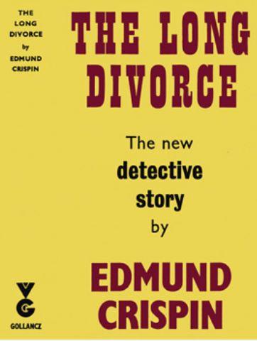 Crispin - The Long Divorce.JPG
