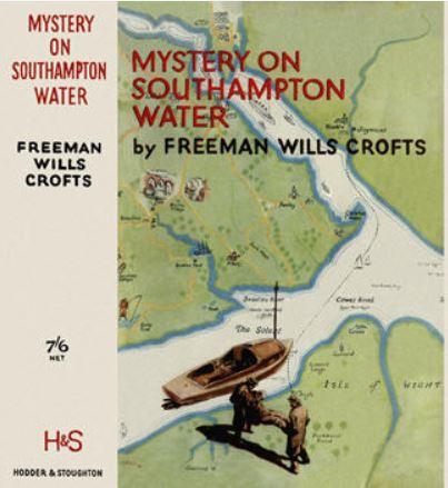 Crofts - Mystery on Southampton Water