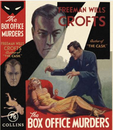 Crofts - The Box-Office Murders