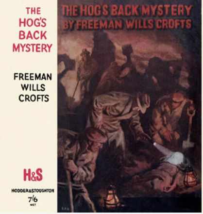 Crofts - The Hog's Back Mystery