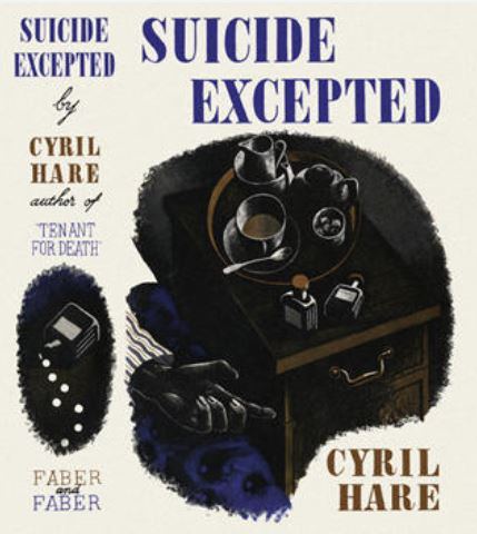 Hare - Suicide Excepted.JPG