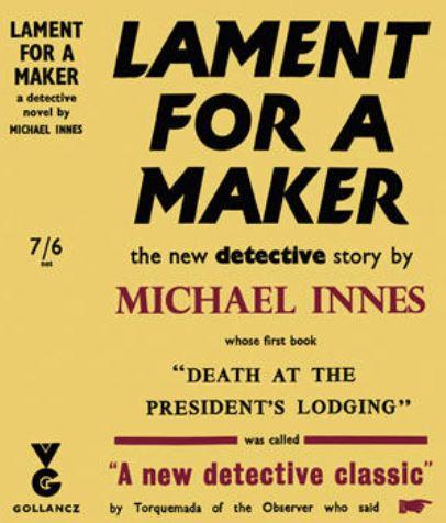 Innes - Lament for a Maker.JPG