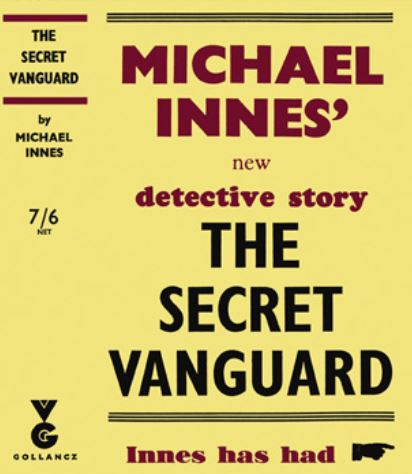 Innes - The Secret Vanguard.JPG