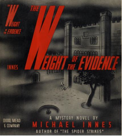 Innes - The Weight of the Evidence US.JPG
