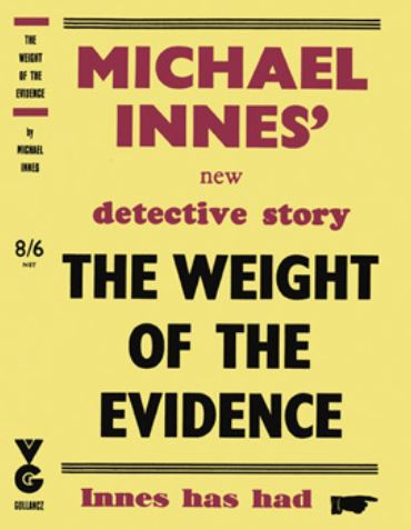 Innes - The Weight of the Evidence.JPG
