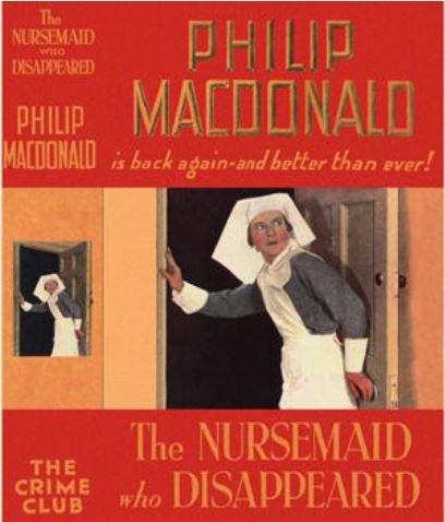 MacDonald - The Nursemaid Who Disappeared.JPG