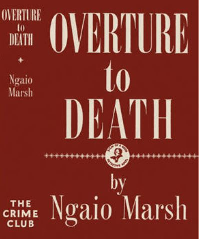 Marsh - Overture to Death