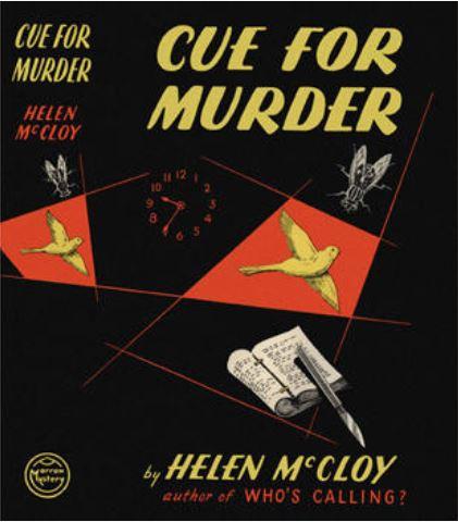 McCloy - Cue for Murder.JPG