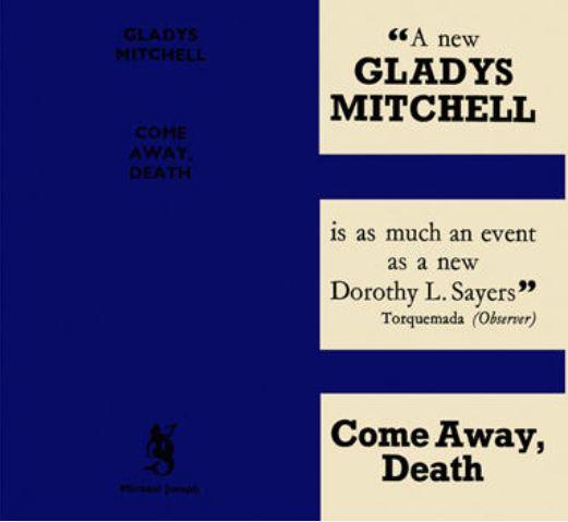 Mitchell - Come Away, Death.JPG