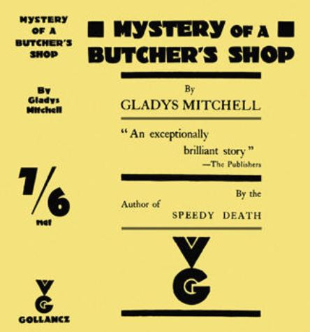 Mitchell - The Mystery of a Butcher's Shop.JPG