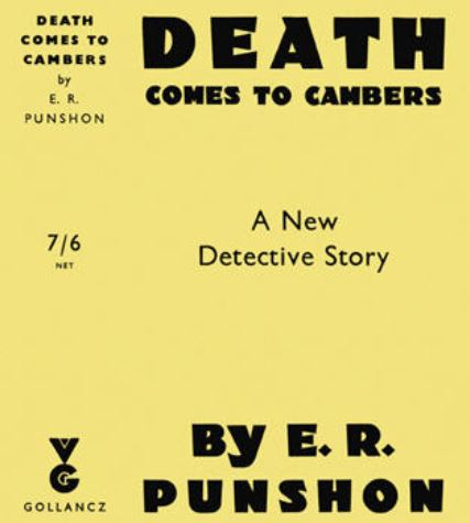 Punshon - Death Comes to Cambers.JPG