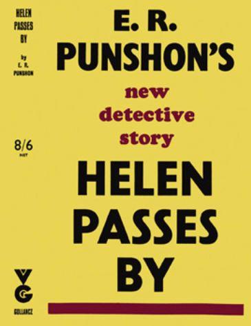 Punshon - Helen Passes By.JPG