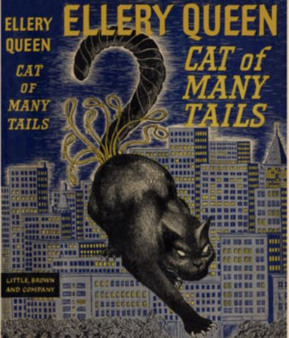Queen - Cat of Many Tails.JPG