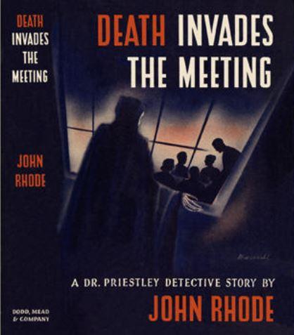 Rhode - Death Invades the Meeting US.JPG