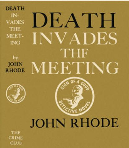 Rhode - Death Invades the Meeting.JPG