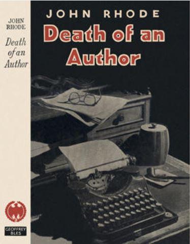 Rhode - Death of an Author.JPG