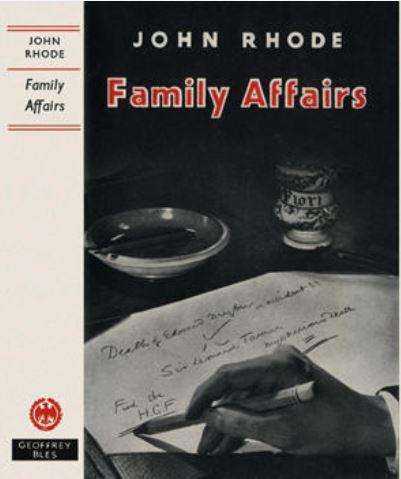 Rhode - Family Affairs.JPG