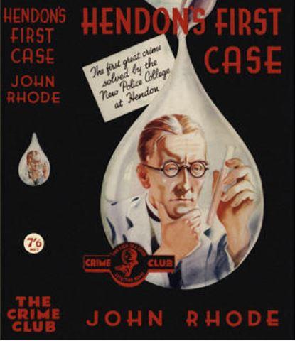 Rhode - Hendon's First Case.JPG