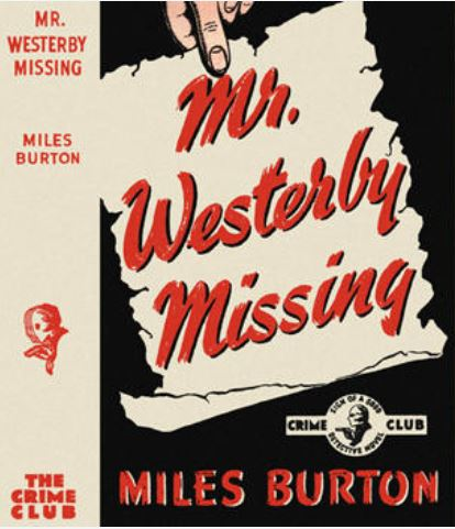 Rhode - Mr. Westerby Missing.JPG