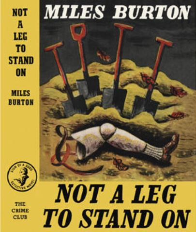 Rhode - Not a Leg to Stand On