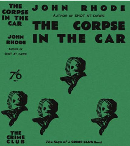 Rhode - The Corpse in the Car.JPG