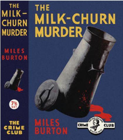 Rhode - The Milk-Churn Murder.JPG