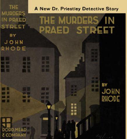 Rhode - The Murders in Praed Street US.JPG