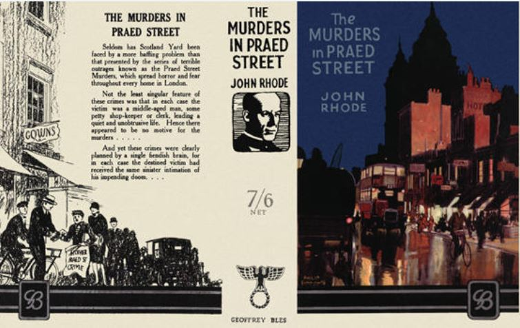 Rhode - The Murders in Praed Street.JPG