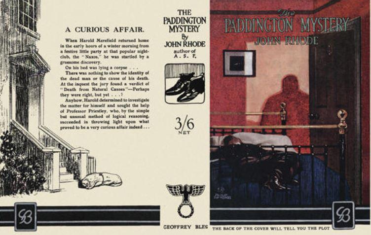 Rhode - The Paddington Mystery.JPG