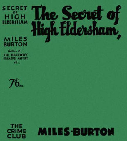 Rhode - The Secret of High Eldersham.JPG