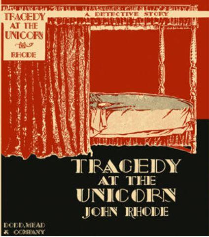 Rhode - Tragedy at the Unicorn US.JPG