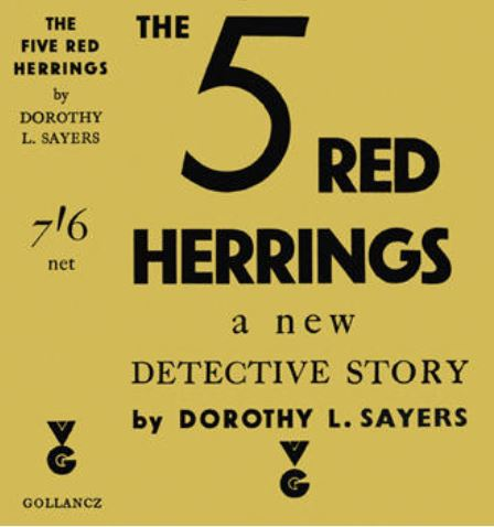 Sayers - 5 Red Herrings