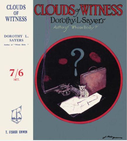 Sayers - Clouds of Witness.JPG