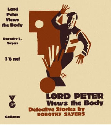 Sayers - Lord Peter Views the Body.JPG