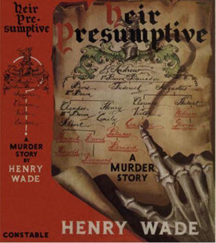 Wade - Heir Presumptive