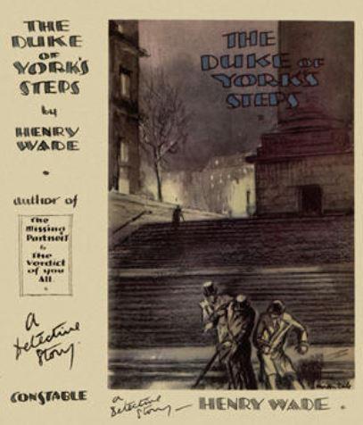 Wade - The Duke of York's Steps.JPG