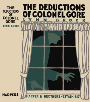 Brock - The Deductions of Colonel Gore US.JPG