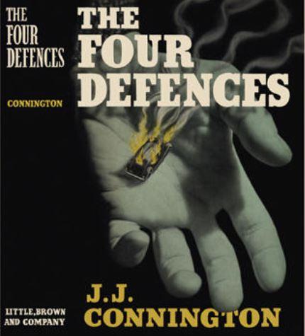 Connington - The Four Defences