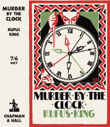 King - Murder by the Clock UK.JPG