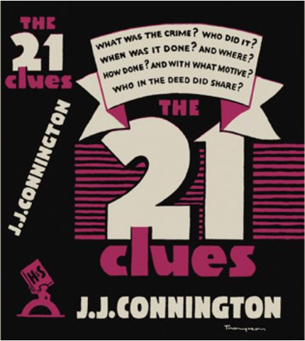 Connington - The 21 Clues