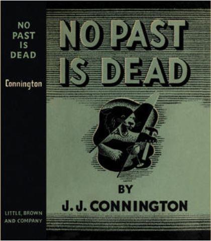 Connington - No Past is Dead US.JPG