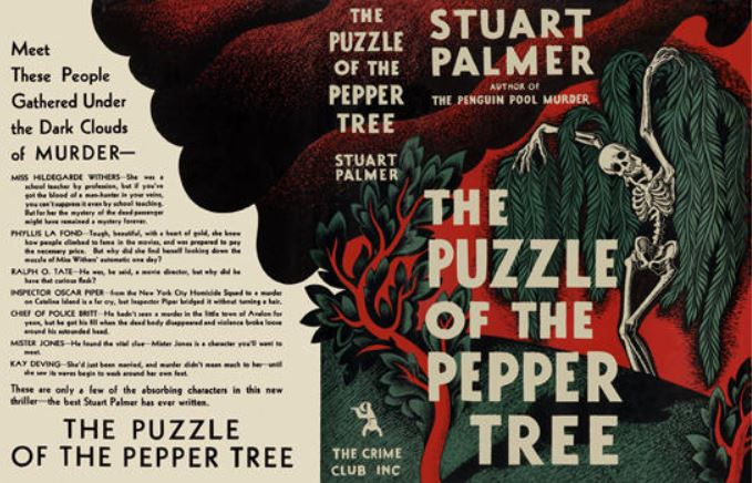 Palmer - Puzzle of the Pepper Tree.JPG