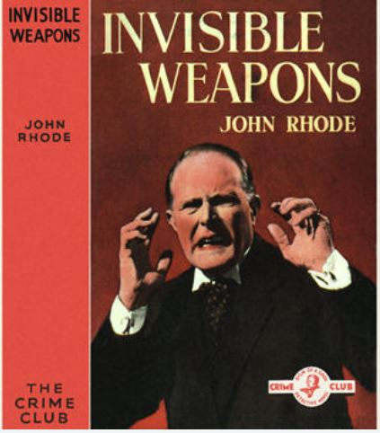 Rhode - Invisible Weapons.JPG