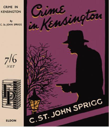 Sprigg - Crime in Kensington.JPG