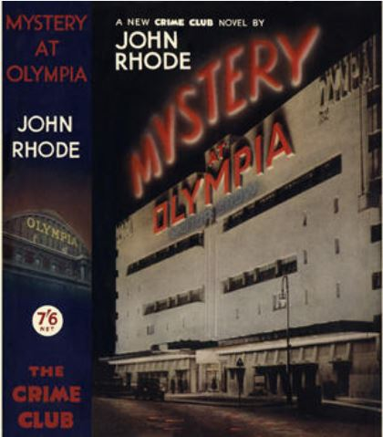 Rhode - Mystery at Olympia